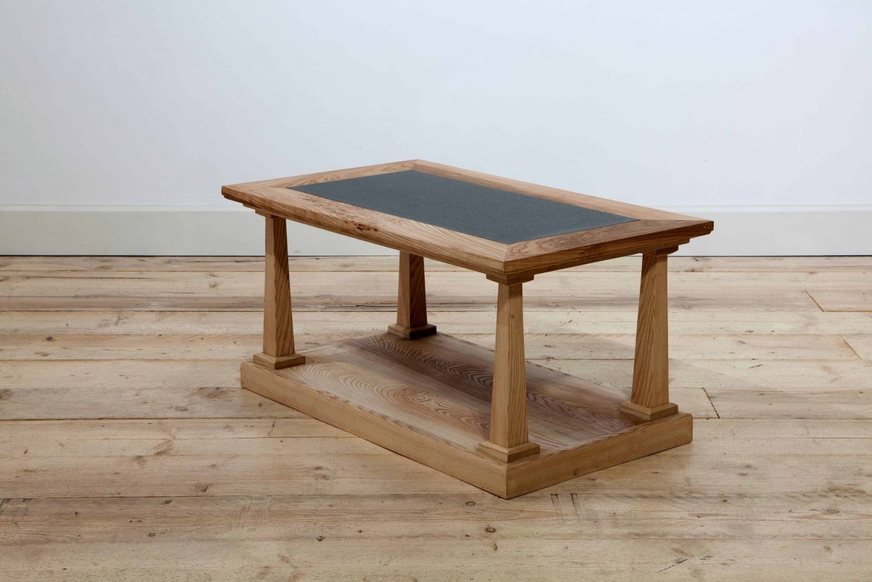 Column Coffee Table. Category: Handmade Furniture